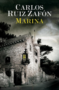 Marina - Zafon Carlos Ruiz   mała okładka