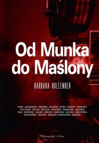 Od Munka do Maślony - Barbara Hollender | mała okładka
