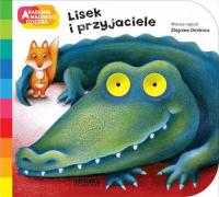 Lisek i przyjaciele - Zbigniew Dmitroca   mała okładka