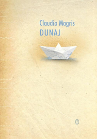 Dunaj - Claudio Magris   mała okładka