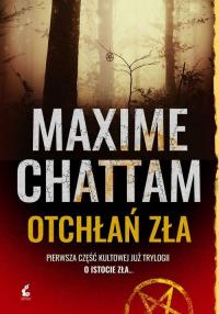 Otchłań zła - Maxime Chattam   mała okładka