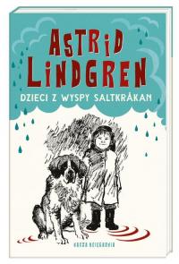 Dzieci z wyspy Saltkrakan - Astrid Lindgren | mała okładka