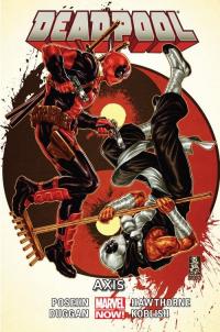 Deadpool Axis - Duggan Gerry, Posehn Brian, Hawthorne Mike, Koblish Scott | mała okładka
