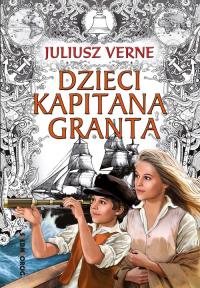 Dzieci kapitana Granta - Juliusz Verne | mała okładka