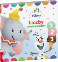 Disney Maluch Liczby DBN-7 - Urszula Kozłowska | mała okładka