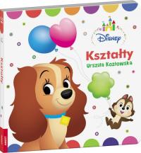 Disney Maluch Kształty DBN-8 - Urszula Kozłowska   mała okładka