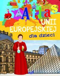 Atlas Unii Europejskiej dla dzieci -  | mała okładka