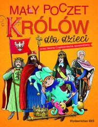 Mały poczet królów dla dzieci -  | mała okładka