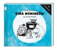 Zima Muminków - Tove Jansson | mała okładka