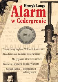 Alarm w Cedergrenie - Henryk Lange | mała okładka