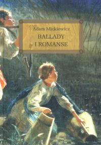 Ballady i romanse - Adam Mickiewicz | mała okładka