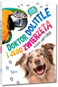 Doktor Dolittle i jego zwierzęta - Hugh Lofting   mała okładka
