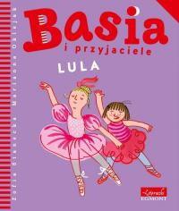 Basia i przyjaciele Lula - Zofia Stanecka | mała okładka