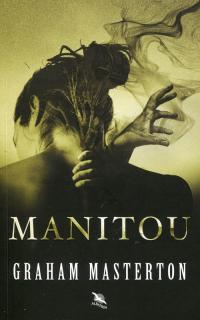 Manitou - Graham Masterton   mała okładka