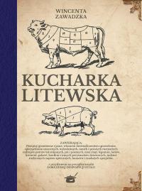 Kucharka litewska - Wincentyna Zawadzka   mała okładka