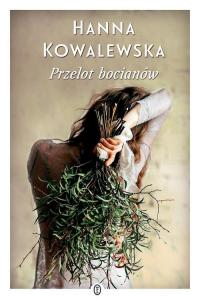 Przelot bocianów - Hanna Kowalewska | mała okładka