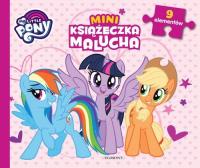 My Little Pony Miniksiążeczka malucha - zbiorowe opracowanie   mała okładka