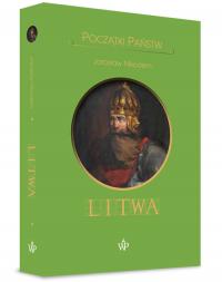 Początki państw. Litwa - Nikodem Jarosław   mała okładka
