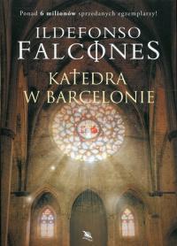 Katedra w Barcelonie - Ildefonso Falcones   mała okładka