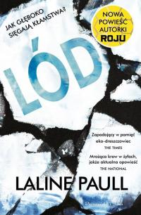 Lód - Laline Paull | mała okładka