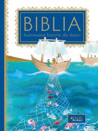 Biblia Ilustrowane historie dla dzieci - Rosa Mediani, Silvia Colombo (ilustracje) | mała okładka
