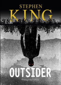Outsider - Stephen King | mała okładka