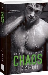 Święci grzesznicy Chaos - L.J. Shen | mała okładka