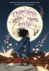 Dziewczynka która wypiła księżyc - Kelly Barnhill | mała okładka