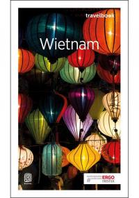 Wietnam Travelbook - Krzysztof Dopierała | mała okładka
