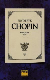 Fryderyk Chopin - Franciszek Liszt | mała okładka