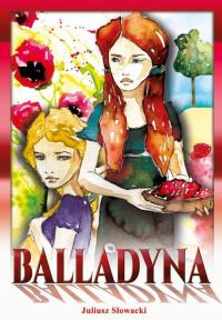 Balladyna - Juliusz Słowacki   mała okładka