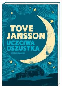 Uczciwa oszustka - Tove Jansson | mała okładka