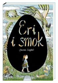 Eri i smok - Jacek Inglot | mała okładka