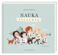 Nauka liczenia - Agnieszka Łubkowska | mała okładka