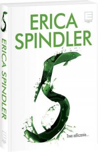Piątka - Erica Spindler   mała okładka
