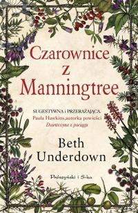 Czarownice z Manningtree - Beth Underdown | mała okładka