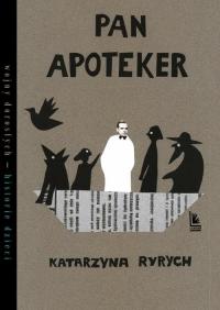 Pan Apoteker - Katarzyna Ryrych | mała okładka