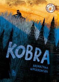 Kobra - Katarzyna Wasilkowska | mała okładka