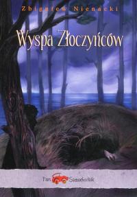 Pan Samochodzik Tom 1 Wyspa Złoczyńców - Zbigniew Nienacki | mała okładka