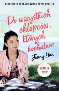 Do wszystkich chłopców, których kochałam - Jenny Han | mała okładka