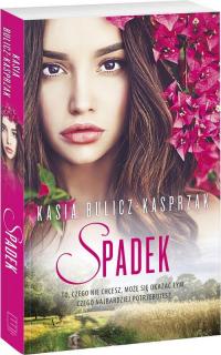 Spadek - Kasia Bulicz-Kasprzak | mała okładka