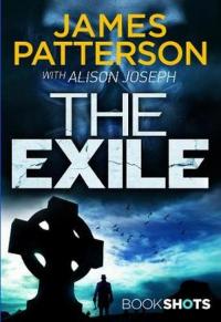 The Exile Bookshots - James Patterson   mała okładka