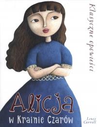 Alicja w Krainie Czarów - Lewis Carroll   mała okładka