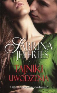 Tajniki uwodzenia 2 - Sabrina Jeffries   mała okładka