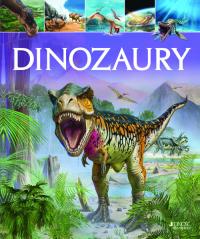 Dinozaury - Clare Hibbert | mała okładka