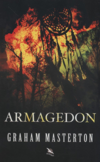 Armagedon - Graham Masterton | mała okładka
