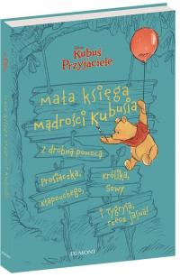 Mała księga mądrości Kubusia - Brittany Rubiano | mała okładka