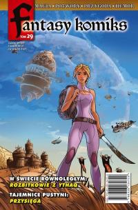 Fantasy Komiks Tom 29 -    mała okładka