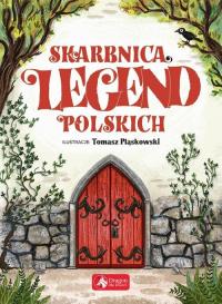 Skarbnica legend polskich -  | mała okładka