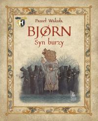 Bjorn Syn burzy - Paweł Wakuła | mała okładka